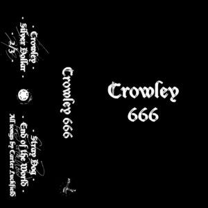 Crowley 666 Cassette Tape